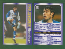 Blackburn Rovers Paul Warhurst 17